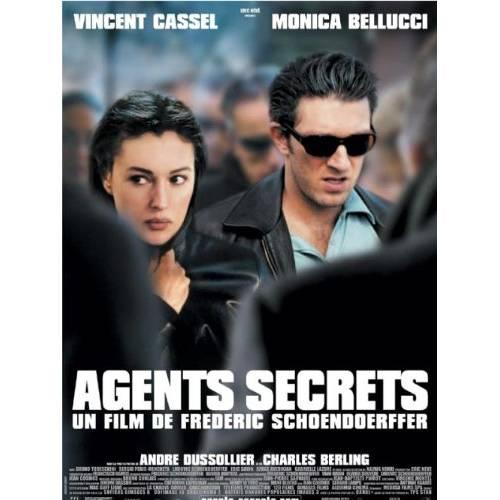 DVD - AGENTS SECRETS