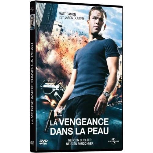 DVD - La Vengeance dans la peau