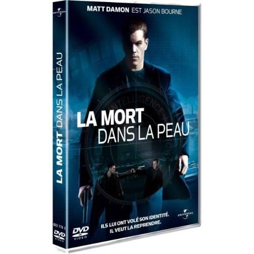 DVD - La Mort dans la peau