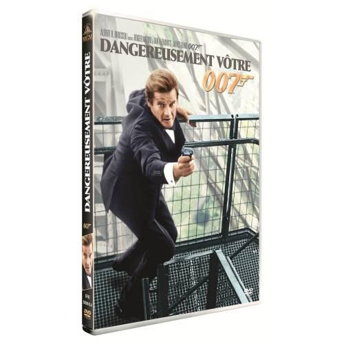 DVD - JAMES BOND, DANGEREUSEMENT VÔTRE