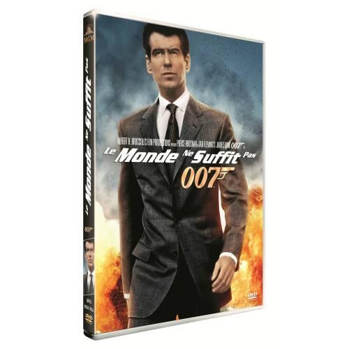 DVD - JAMES BOND, LE MONDE NE SUFFIT PAS