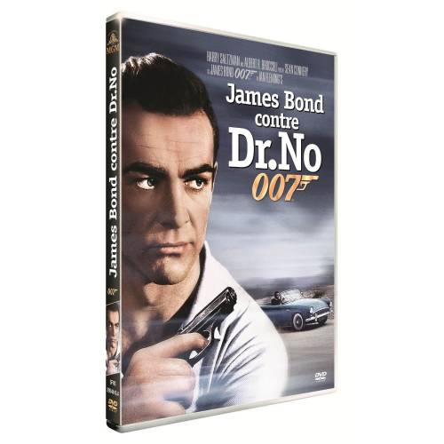 DVD - JAMES BOND 007 CONTRE DR. NO