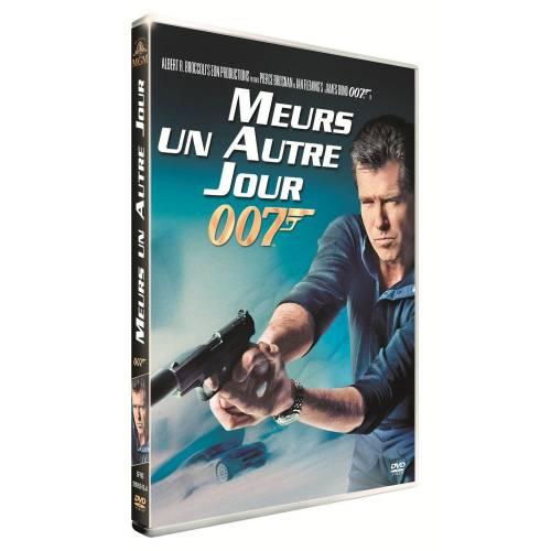 DVD - JAMES BOND, MEURS UN AUTRE JOUR