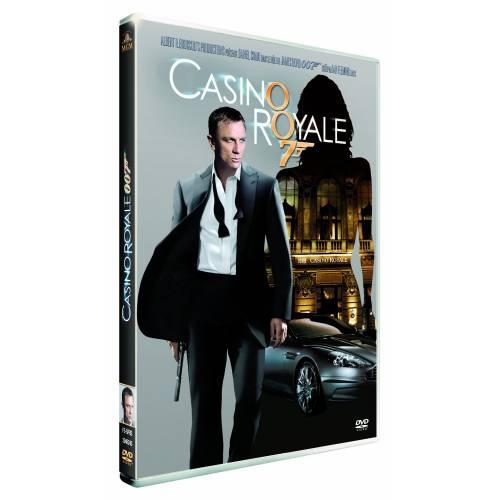 DVD - JAMES BOND, CASINO ROYALE