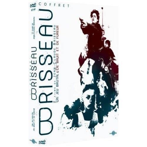 COFFRET JEAN-CLAUDE BRISSEAU 2 DVD : DE BRUIT ET DE FUREUR / UN JEU BRUTAL