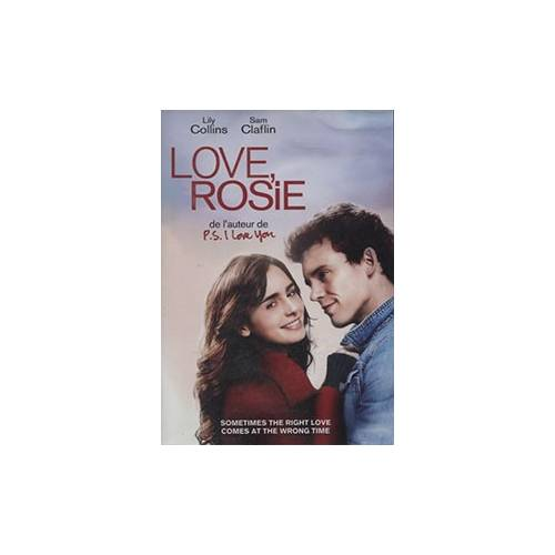 DVD - LOVE, ROSIE