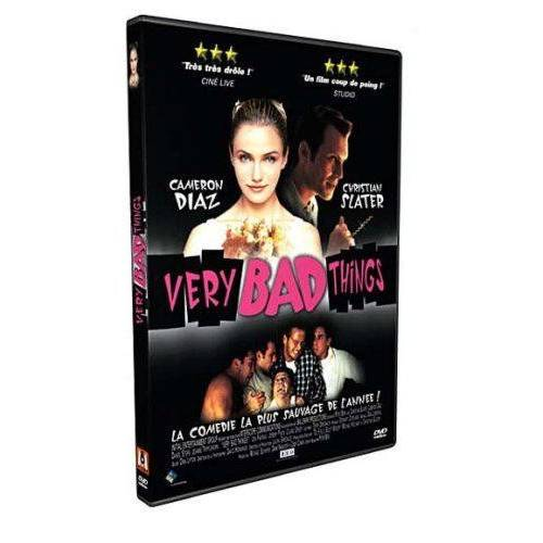 DVD - Very Bad Things