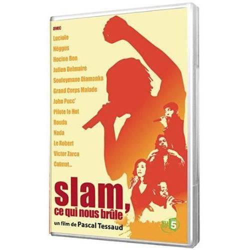 DVD - SLAM CE QUI NOUS BRÛLE