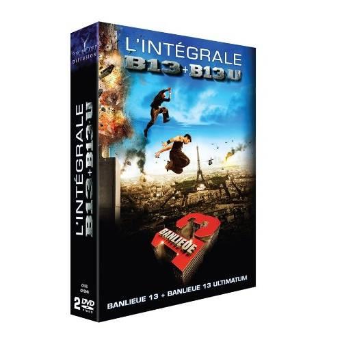 DVD - BANLIEUE 13 : L'INTÉGRALE