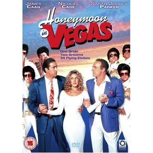 DVD - Honeymoon in Vegas