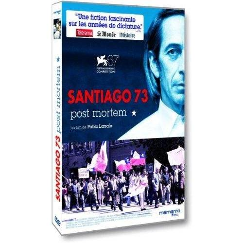 DVD - SANTIAGO 73, POST MORTEM