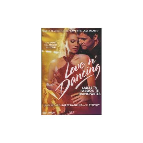 DVD - LOVE N' DANCING