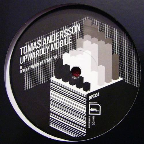 Tomas Andersson ‎– Upwardly Mobile