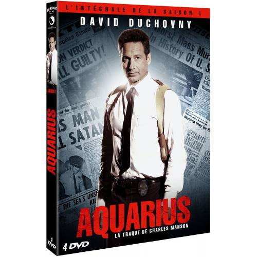 DVD - Aquarius - Saison 1