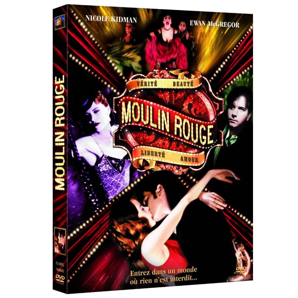 Dvd Moulin Rouge