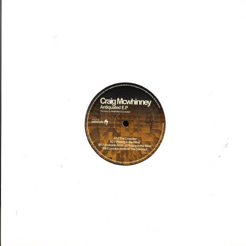 Craig Mcwhinney ‎– Antiquated E.P