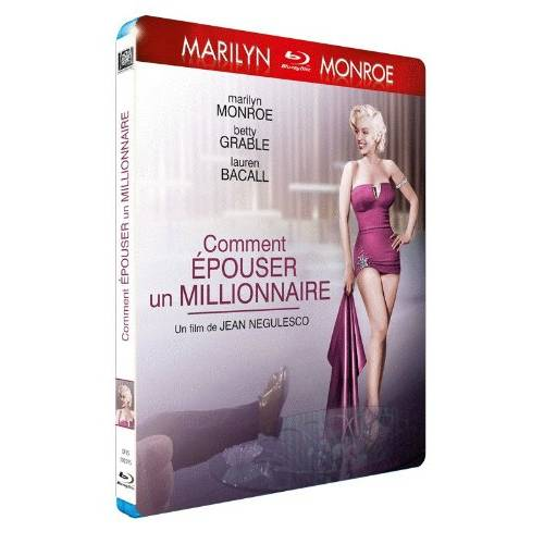 Blu-ray - Comment épouser un millionaire