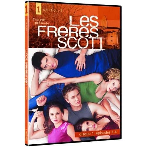 DVD - LES FRÈRES SCOTT : SAISON 1, DVD 1 (4 ÉPISODES)