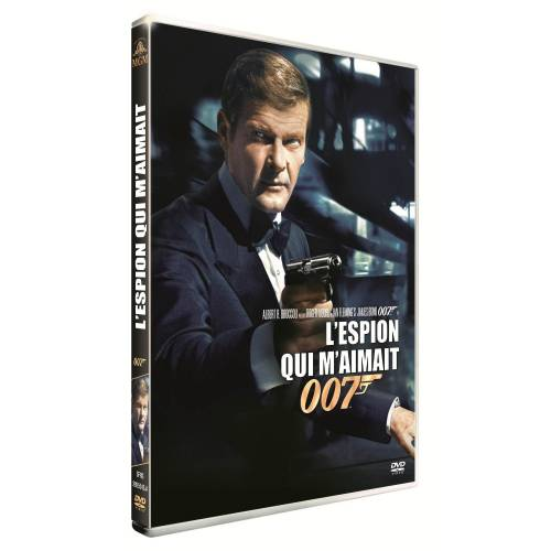 DVD - L'Espion qui m'aimait [Édition Simple]