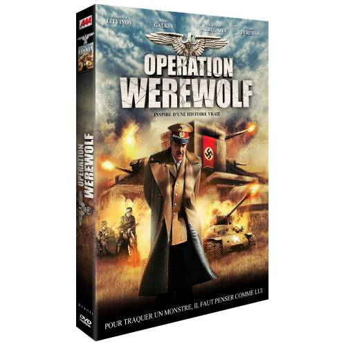 DVD - OPERATION WEREWOLF