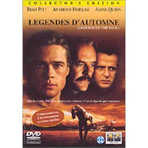 DVD - LÉGENDES D'AUTOMNE