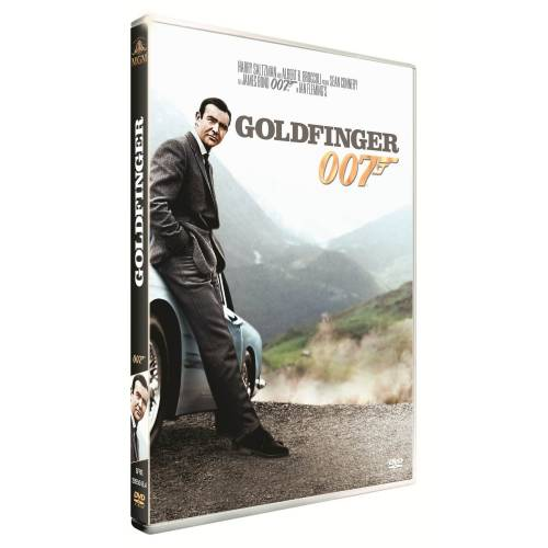 DVD - Goldfinger [Édition Simple]