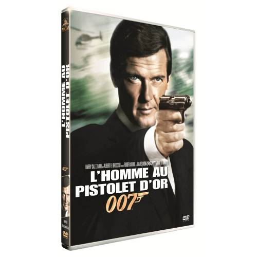 DVD - L'Homme au pistolet d'or [Édition Simple]