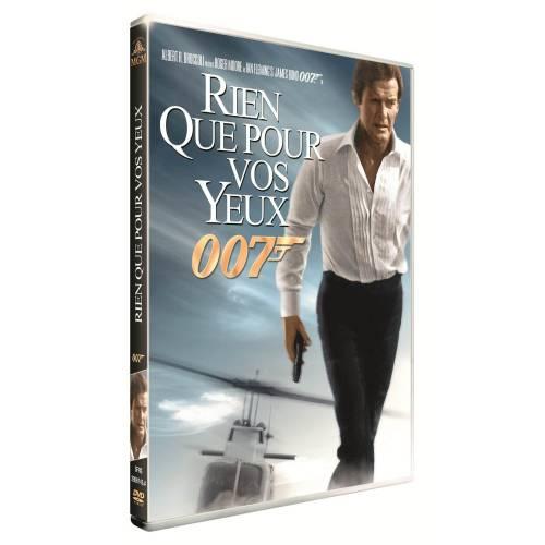 DVD - Rien que pour vos yeux [Édition Simple]