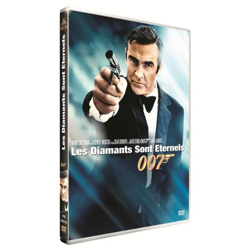 DVD - Les Diamants sont éternels [Édition Simple]
