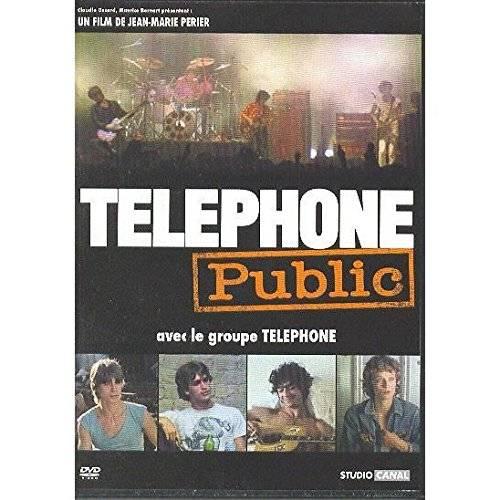 DVD - Telephone public