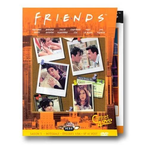 DVD - Friends - Saison 3 - Intégrale