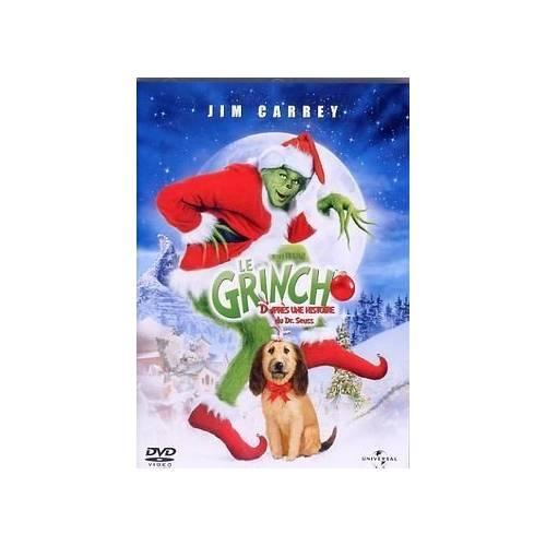 DVD - Le Grinch