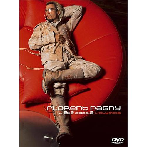 DVD - Pagny, Florent - Live Olympia 2003