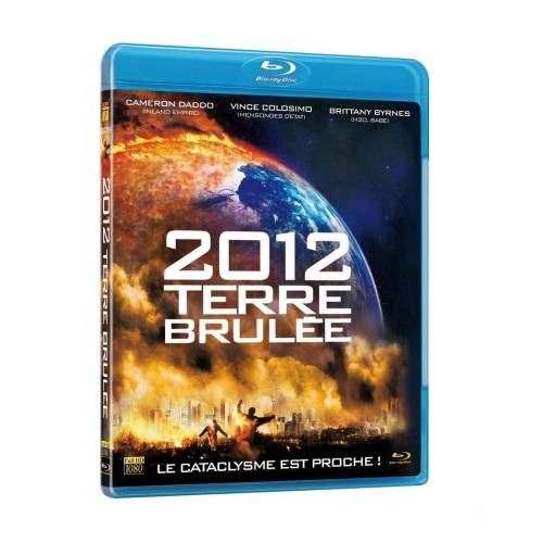 Blu-ray - 2012 terre brûlée