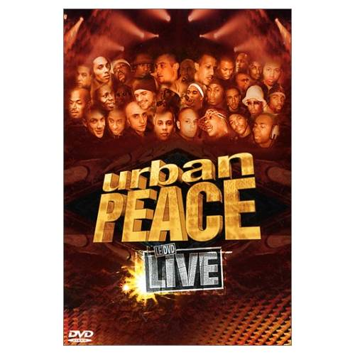 DVD - Urban Peace : Live
