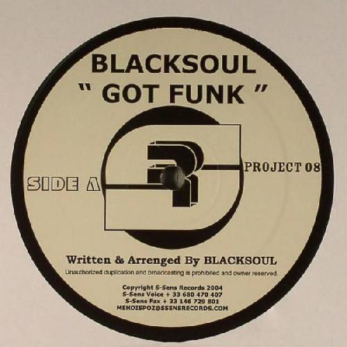 Blacksoul ‎– Got Funk