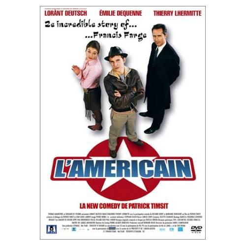DVD - L'américain