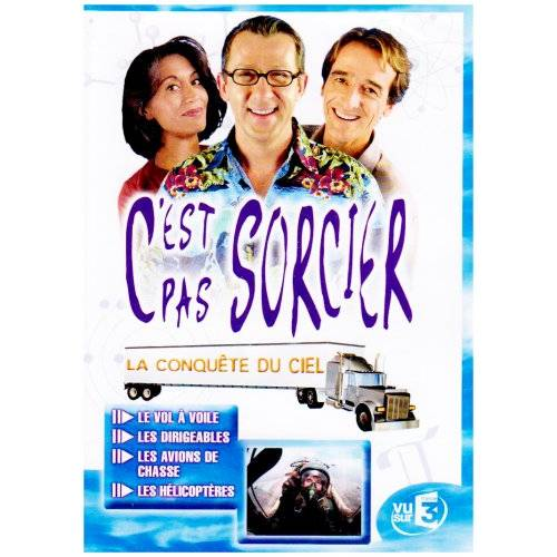 DVD - It's not rocket science: the conquest of the skies