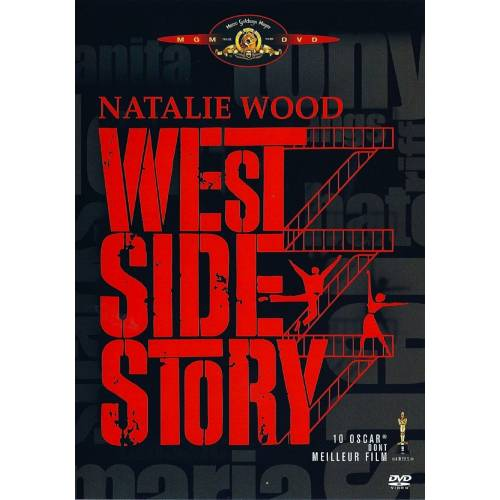 DVD - West Side Story - 2000 Edition
