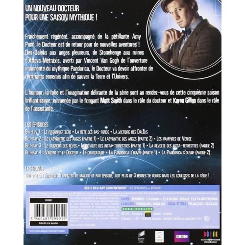 DOCTOR WHO saison 5 [Blu-ray]