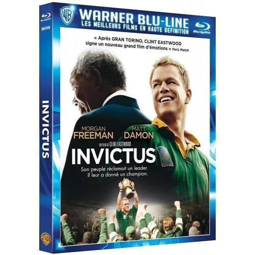 Invictus [Blu-ray]