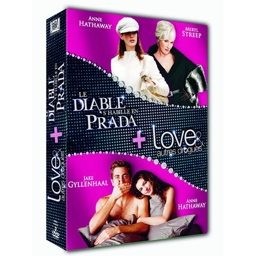Love et autres drogues + Le diable s'habille en Prada