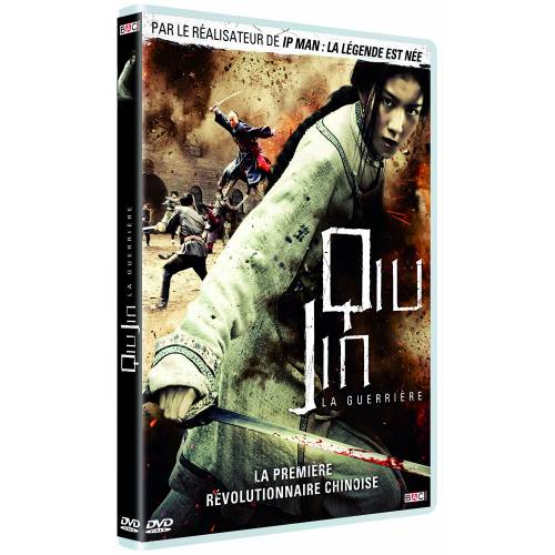 DVD - Qiu Jin, la guerrière