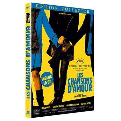 CHANSONS D'AMOUR/BONUS [Édition Collector]