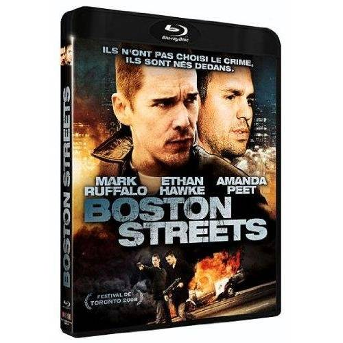 Boston Streets [Blu-ray]