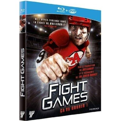 Fight Games [Blu-ray] [Combo Blu-ray + DVD]