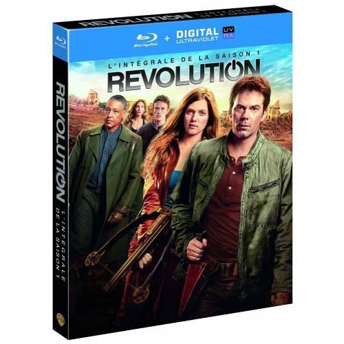 Revolution - Saison 1 [Blu-ray]