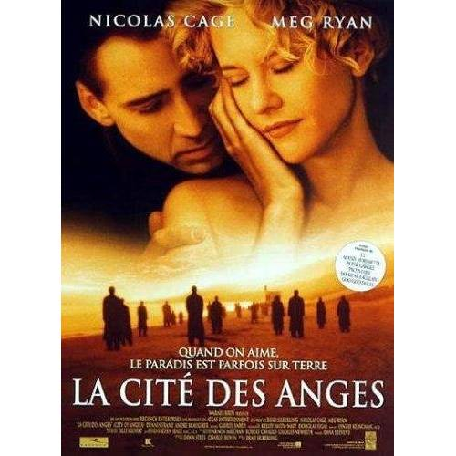 DVD - La cite des anges