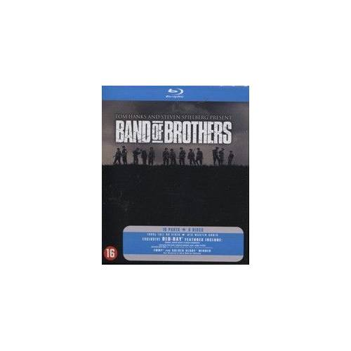 Blu-ray - BAND OF BROTHERS - BROTHERS IN ARMS