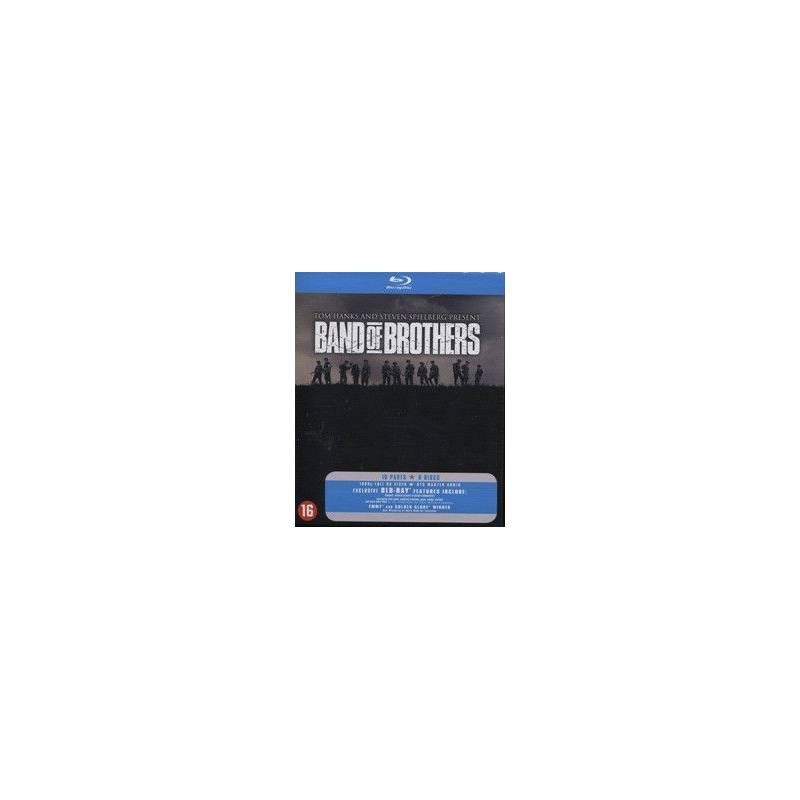 Blu-ray - BAND OF BROTHERS - FRÈRES D'ARMES